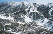 view of the Thredbo resort