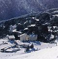 Looking towards the village bowl at Falls Creek