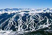 Copper Mountain Skiing