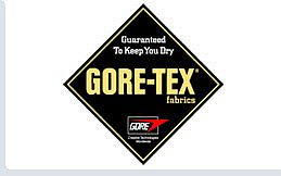 goretex breathable waterproof fabric symbol