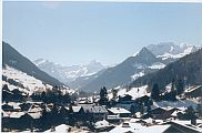 escape to ski Gstaad