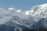 another view of the Hakuba valley sharing mountainous terrain reminiscent of alps in europe