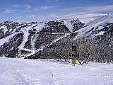 hotham other side of mountain