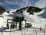 hotham base of snake valley