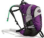 back pack with hydration bag insert