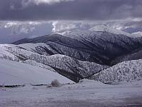 Mt Feathertop,Australia