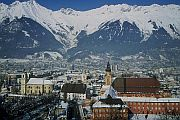 view of the Innsbruck Valley