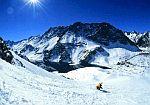 ski adventure in chilie
