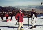 ski adventure in usa lake tahoe nevada side