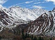 Los Andes Chile,cajon del maipo
