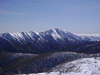 winter picture of Australian Rolling Hills
