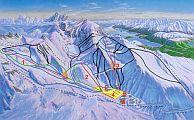 overview of Remarkables Ski Park