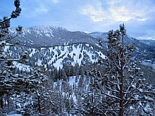 Sierra Ski Resort at Tahoe