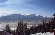 another view of Zakopane from Gubalowka